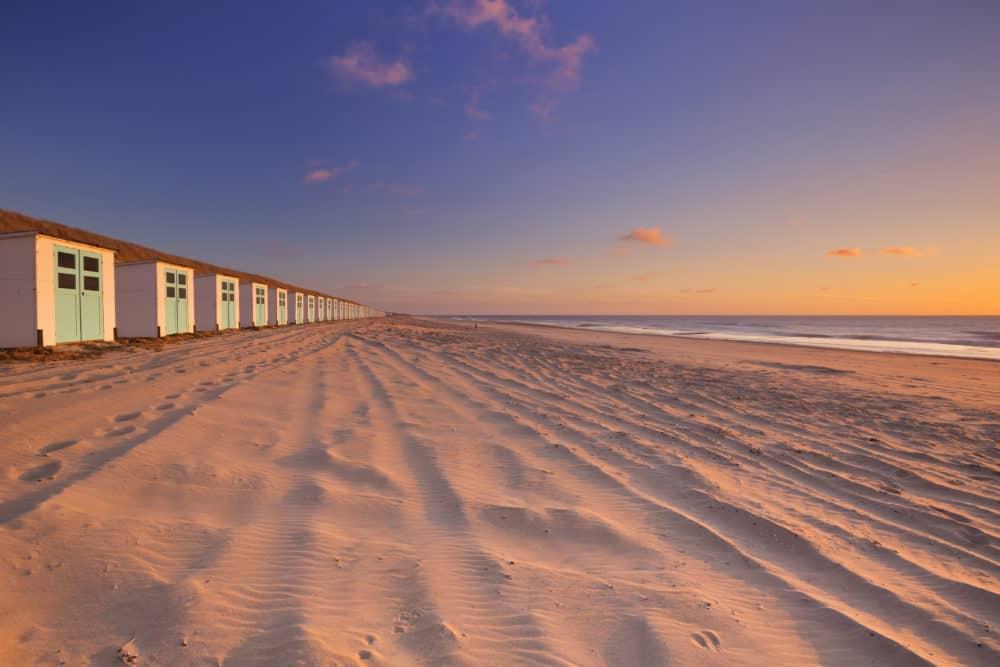 Texel strand hotels overnachten